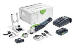 FESTOOL 574851 Oscilační nářadí OSC 18 Li 3,1 E-SET-Oscilační nářadí 18V