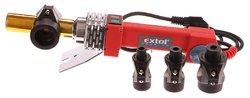 EXTOL 8897210 Polyfúzní svářečka v kufru 0-300°C 800W s nástavci 16,20,25,32mm-Polyfúzní svářečka 800W