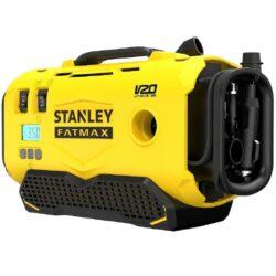 STANLEY SFMCE520B-QW Aku kompresor 20V BASIC (bez aku) SFM