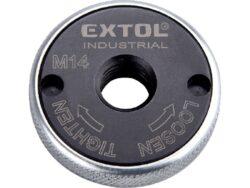 EXTOL 8798050 Matice rychloupínací M14 pro brusky 115-230mm-Matice rychloupínací M14 pro brusky 115-230mm