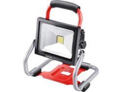 EXTOL  8891870 Aku LED reflektor 20V 1800lm SET 2,0Ah-Aku LED reflektor 20V 1800lm 2,0Ah
