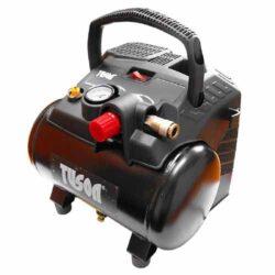 Kompresor bezolejový 1100W 8bar. 6L TUSON 130036-Kompresor bezolejový 1100W 8bar. 6L