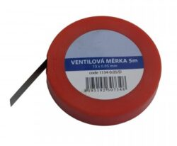 KMITEX 1134-0,09/D Spároměrky v dóze 0,09 5000x13 DIN2275N-Měrka ventilová v dóze 0,09 mm