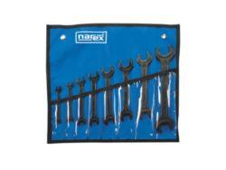 NAREX 443000581* Sada klíčů 8dílná vinyl 895.508-Sada klíčů ve vinylovém pouzdře DIN895 (8ks)